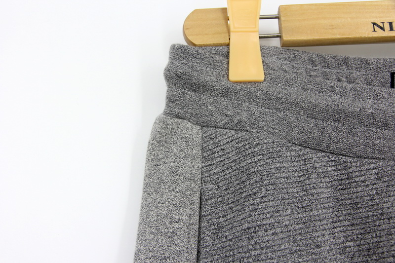 Two Tone Marl Fleece Sweat Jogger Pants